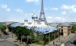 Рядом с Эйфелевой башней построят православный храм— «волну»