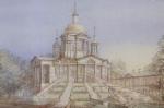 Конкурс на храм в Париже