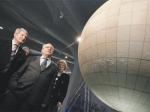 В космос за 500 рублей. Планетарий открывается после реконструкции