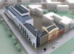 Вместо офисного центра на Лиговском проспекте появится жилой дом