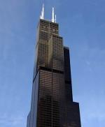 Высочайшее здание США примерит окна — солнечные батареи