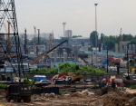 """Парламентский центр будет построен на месте гостиницы """"Россия"""" рядом с Кремлем"""