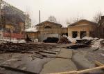 На территории крупного памятника архитектуры в Екатеринбурге идут строительные работы