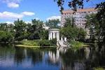 Инициативная группа екатеринбуржцев решила восстановить парк Харитонова-Расторгуева