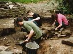 Прокуратуру призвали защитить памятники археологии XVIII века, найденные возле Литературного дома