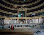 Ремонт под занавес. Заканчиваются работы в исторической части Большого театра