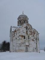 Храм Николы на Липне