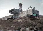 Архитекторы спроектировали базу для нелегальных мигрантов
