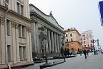 Музейный квартал по аналогии с Москвой, Амстердамом и Веной будет построен в Минске в 2011-2017 годах