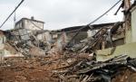 РЖД продолжило разрушать веерное депо вопреки запрету властей Москвы