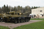 Для музея танка Т-34 в Подмосковье построят новое здание