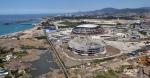 Олимпийские объекты: фоторепортаж с вертолета