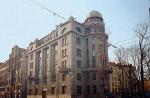 Классическая месть. Жилой дом. Санкт-Петербург, Каменноостровский проспект, 54