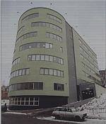 Тихий модернизм. Офисное здание на Трубной улице 12