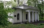 Садовый павильон в городской усадьбе Латышевых - Бахрушина - Бардыгиных - Марков