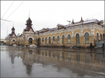 Железнодорожники остались с вокзалом. Власти края не будут участвовать в ремонте Перми I
