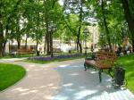 Молодые архитекторы обустроят сквер в Сатке