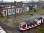 Градозащитники: В Санкт-Петербурге демонтируют старейший трамвайный парк