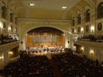 Большой зал Московской консерватории откроется после реставрации