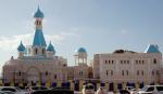 Первый русский храм на Аравийском полуострове