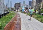 Висячий парк Нью-Йорка расширил свои владения
