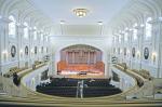 Открытие: в Большом зале консерватории снова музыка. Главное достижение реставрационных работ - сохранение уникальной акустики