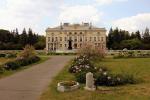 Александринский (Нескучный) дворец и немного Нескучного сада