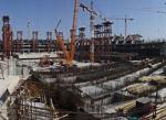 Строители стадиона опять ждут проекта