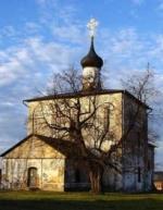 На территории сельской церкви под Владимиром обнаружены фрески XII века