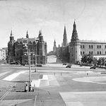 Город в камуфляже. Как архитекторы и строители маскировали Москву летом 1941 года