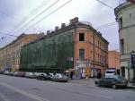 Скандал с Домом Рогова близится к завершению. Памятник архитектуры будет восстановлен.