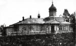 Скорбященский монастырь в Хмелево - бывшая усадьба Прокудиных-Горских?