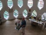 Дом Мельникова подмывают воды и споры. Памятник конструктивизма вновь оказался в центре скандала