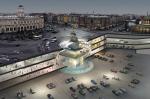 Представлены новые проекты развития площади Восстания