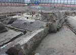 Памятники отделили от Охтинского мыса