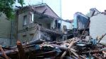 Москвичи пытаются спасти здание в Козихинском от сноса
