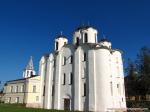 Древние храмы Торговой стороны в Новгороде