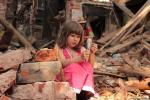 Москву защищают на руинах