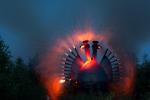 Концерт для сарая и веток. В Калужской области прошел фестиваль ландшафтных объектов «Архстояние»