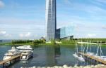 Правительство Петербурга разрешило «Газпрому» построить 500-метровый небоскреб