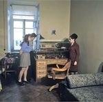 Дом доходного образа. В дореволюционной Москве жилье снимали вполне состоятельные и известные люди