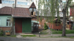 Хозяйственные постройки Орловских городских усадеб