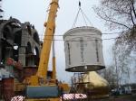 Церкви по просьбам трудящихся. В Москве начато строительство 15 модульных православных храмов
