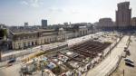 Торговлю изгоняют с Павелецкой площади. Комплекс, который строил опальный казахстанский банкир, мэрия решила превратить в сплошной паркинг