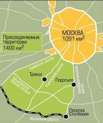 Москва растет, Коломенское уплотняется