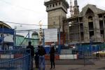 Реконструкция Соборной мечети дошла до полного сноса