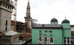 Незапланированный снос. Часть мечети могла обрушиться из-за дождя