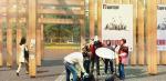 """Жители Перми """"заморозили"""" возведение стены на городской площади"""