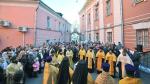 В храме на Новой площади возобновятся богослужения