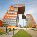«Пизанские» башни. В Новосибирске появилась новая достопримечательность за 2 миллиарда рублей